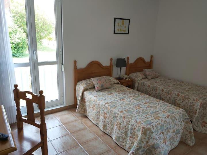 Hotel Villanueva - Doble dos camas  - Tarifa estandar