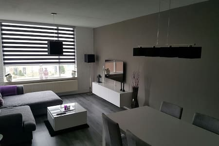 Spacious & quiet apartment near Rotterdam - Hoogvliet Rotterdam - Daire