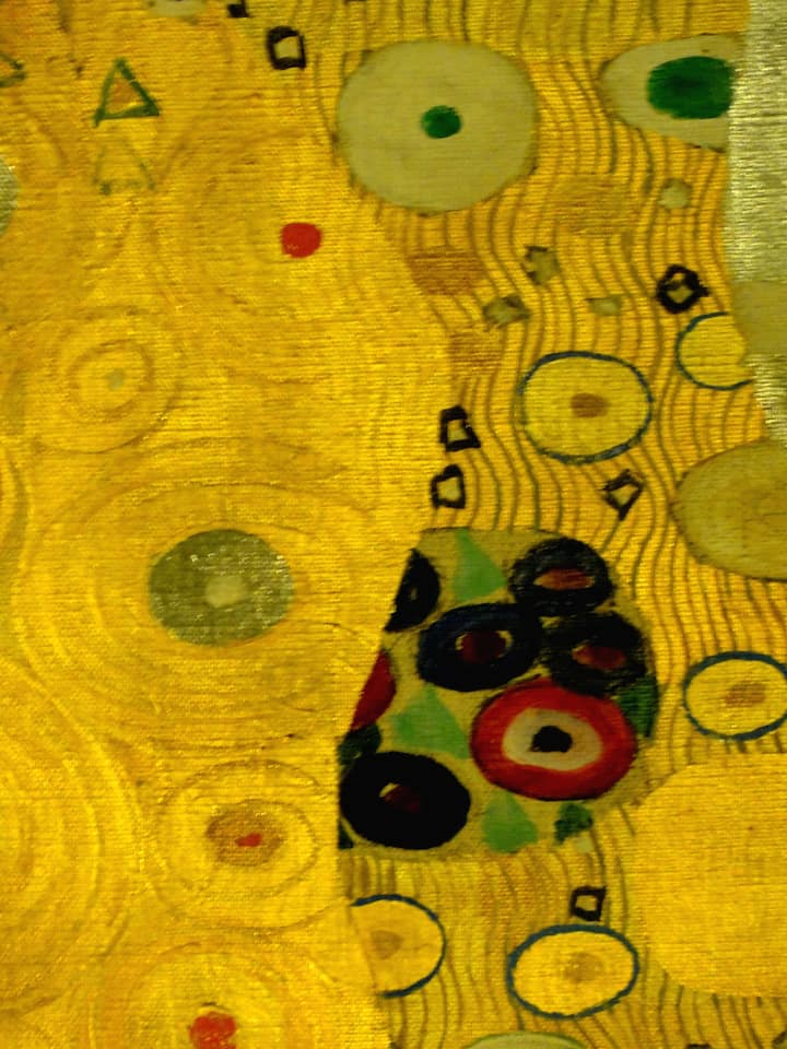 it`s about how to look at Klimt`s art