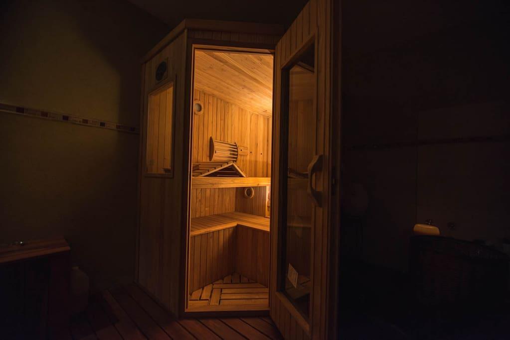 Spa (sauna)