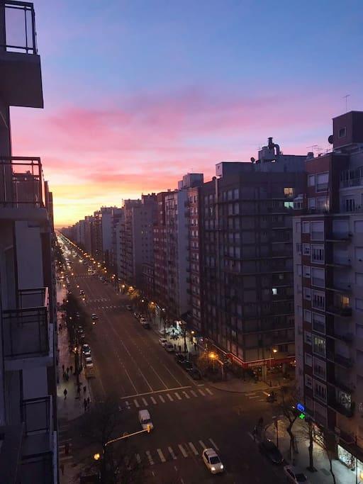 Vista Av Colón