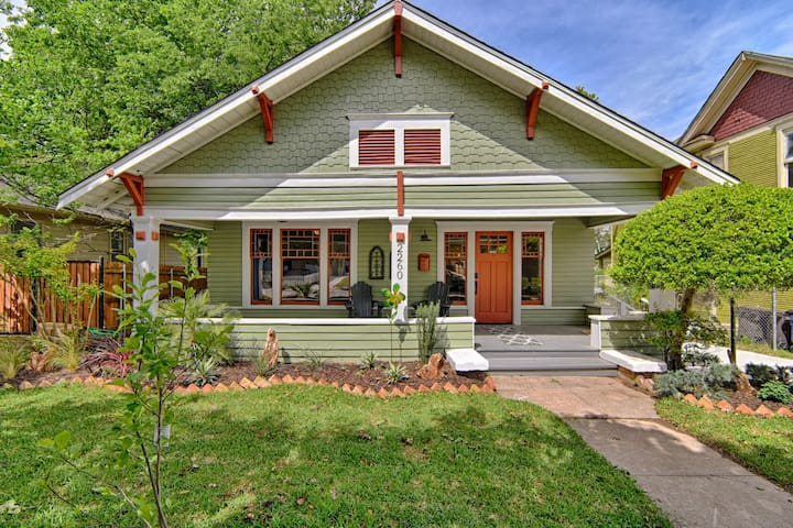 Craftsman Bungalow - Two Bedrooms, Two Bathrooms