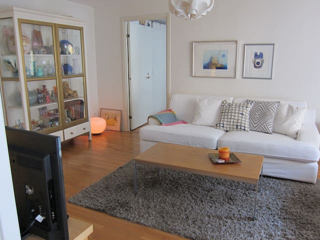 2-room apm right in the city centre - Gothenburg - Flat