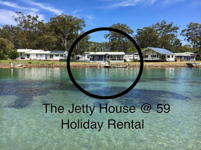 The Jetty House @ 59