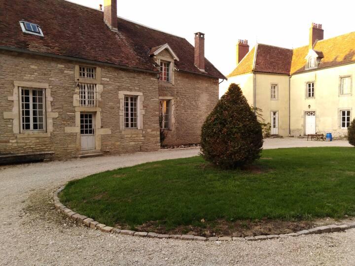LE MONT SAINT-LAURENT - Chambre Hortense