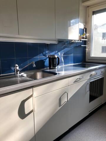 Appartement in Zürich-West (Altstetten)