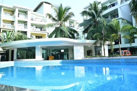 Spacious and Comfortable Apartment in Siolim