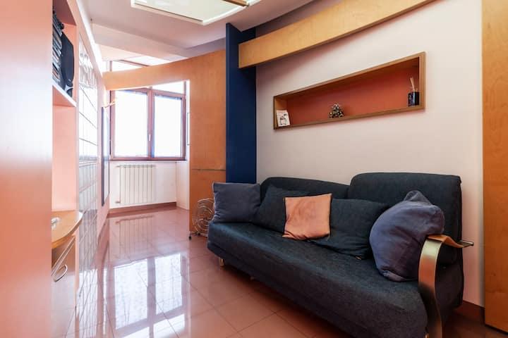 Appartamento per 4 economico e in zona strategica