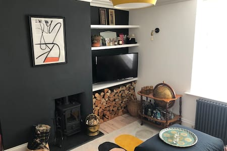 Modern and Chic 1BD in Bristol