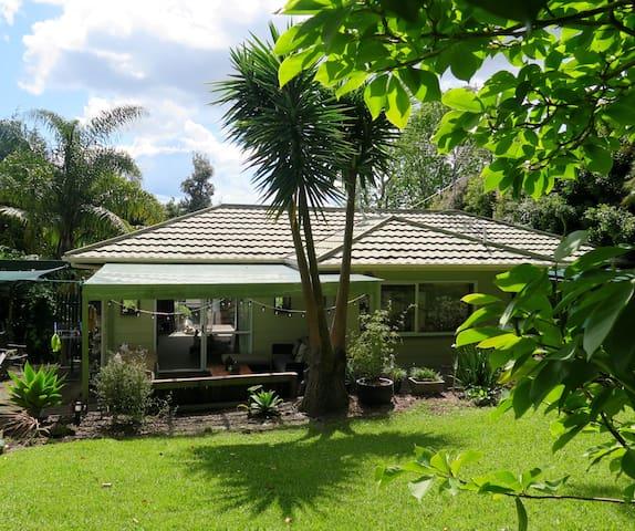 Private Oasis - Auckland - Casa