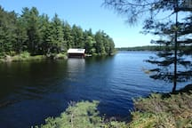 Haddo Island: 11 Acre Private Island Retreat 3 bdr