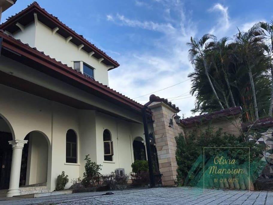 Olivia's Mansion