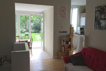 Chambre privée dans appartement cozy et lumineux - Forest - Apartment