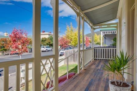 Brampton Cottage - North Hobart - Hus
