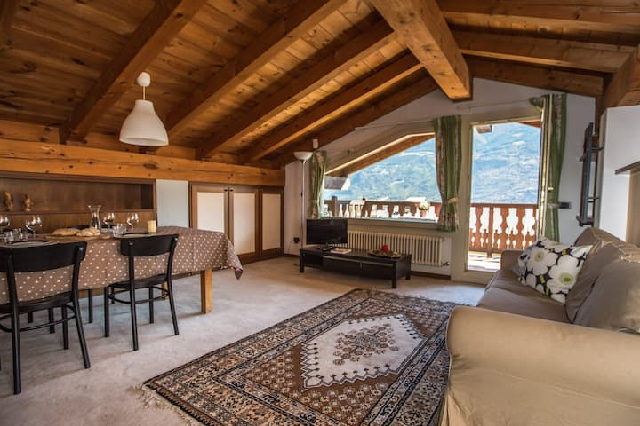 Alpinetouch mountain chalet