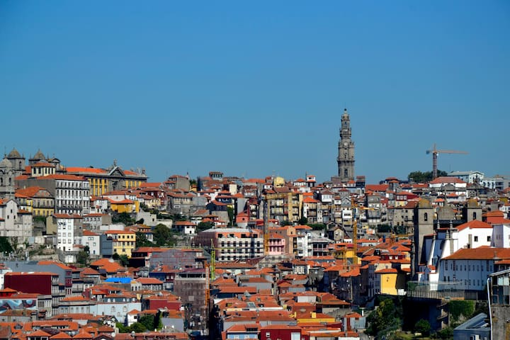 InvictaViews Loft - Porto's BEST view!