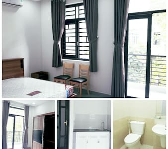 Cozy room with private kitchen, quiet neighborhood - Bình Hưng