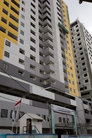Apartemen Sentraland Medan By Liem Travel & Tour