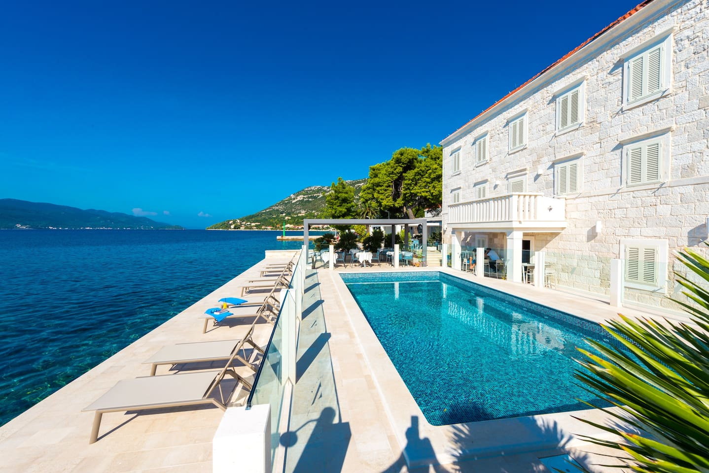 Wonderful Heritage Boutique Hotel by the sea