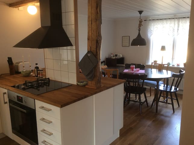 Genuine country house - Hult - Dom