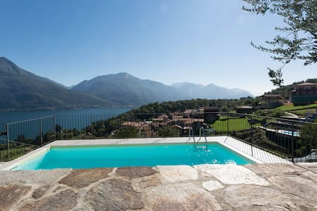 Authentic holiday home on Lake Como - Pianello Del Lario - อพาร์ทเมนท์