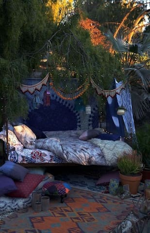 Jungle Glamping in Paradise! - Agadir - Capanna