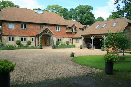 Private room in Annexe - Near Chichester/Goodwood - Bosham - Casa