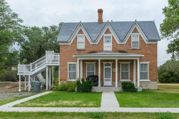 Panguich Red Brick Homes (Lower Home) - Panguitch - Huis