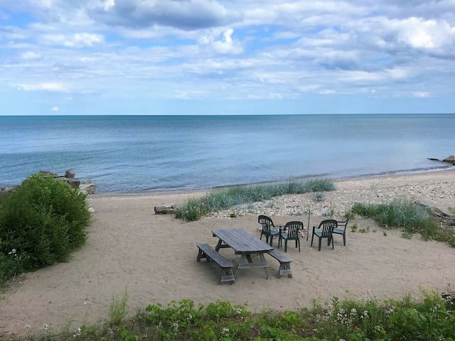 Lake Michigan Beach House - returning guests only