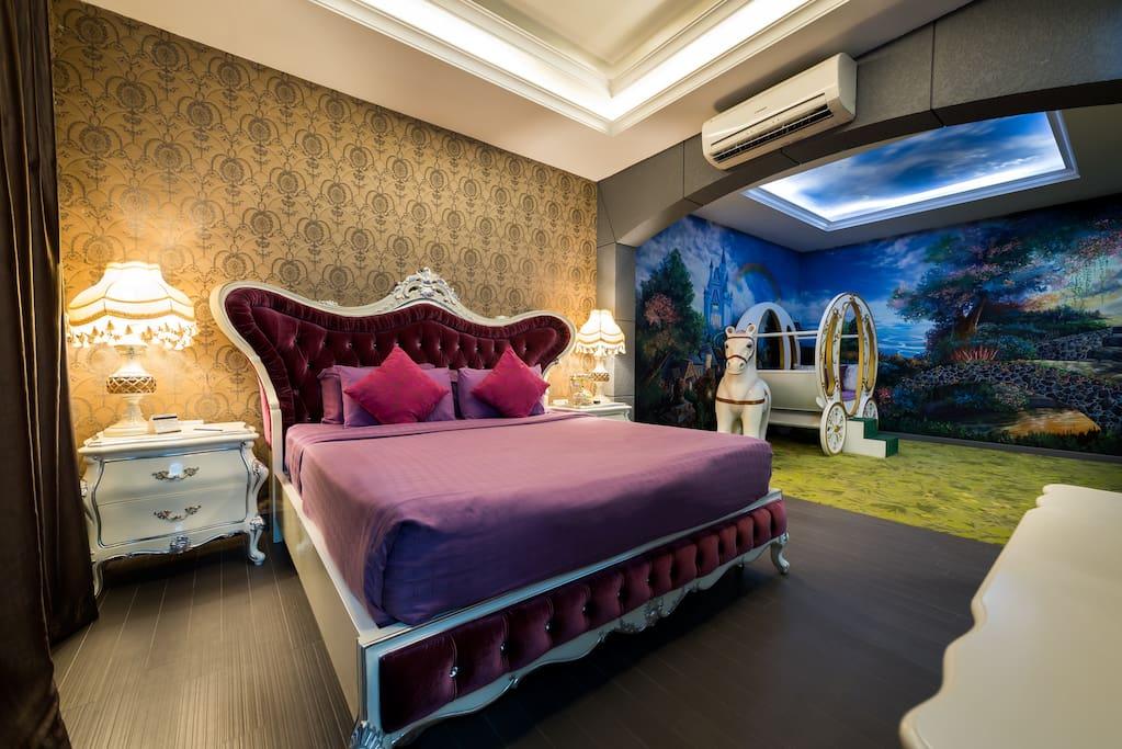 Executive Suite - Fairy Tale Theme