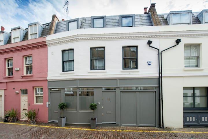 Kensington Mews - London - House