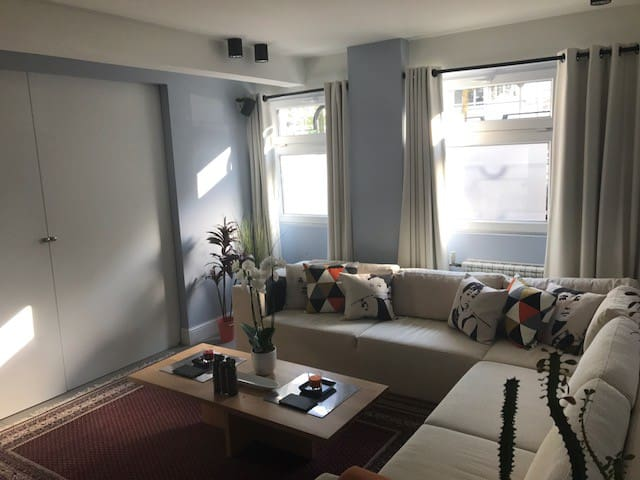 Lexus Apartment fully equipped 4 short/long terms - Antwerpen - Appartement