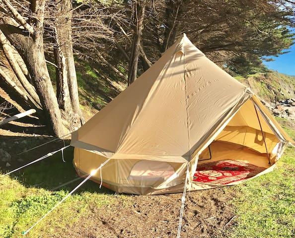 Half Moon Bay Glamorous Camping - Half Moon Bay - Jurta