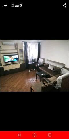 Сдаётся уютная, современная, чистая, 2к квартира