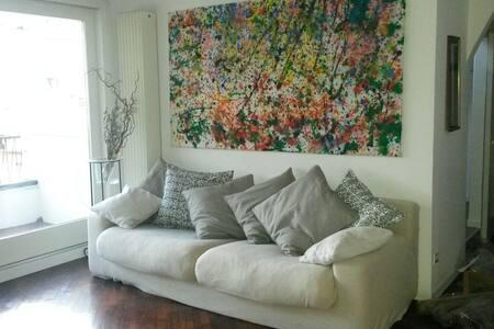 Grazioso attico - Apartment