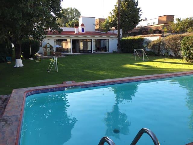 Casa El Hervor Tequisquiapan