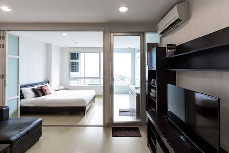 Cute Apartment Near BTS - Bangkok - Wohnung