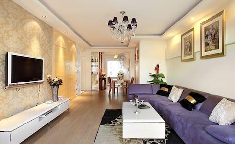 『one of the best cozy room] 新街口/中山陵/夫子庙/总统府/南京博物院