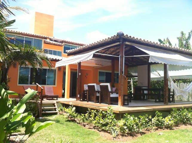 Bougainville Beach House