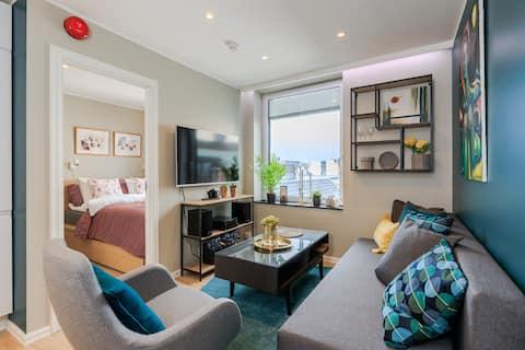 Exclusive apartment in city centre - Baglergaten