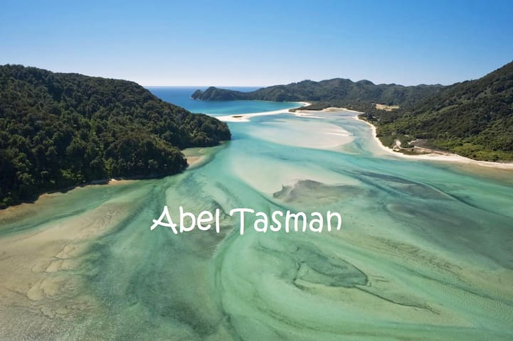 Close to Abel Tasman National Park and Kaiteriteri