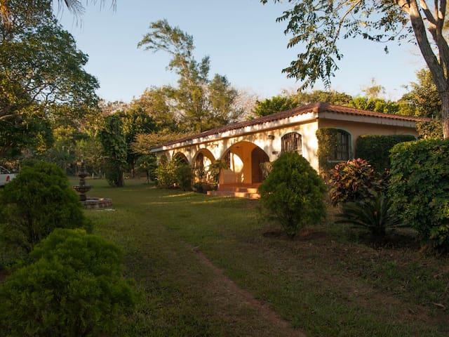 Finca Galesa - An Oasis of Calm