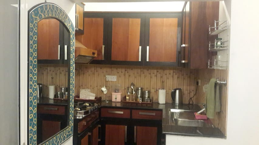 1BR Cozy Apartment Fully furnished - (AB-1BR-E) - Sri Jayawardenepura Kotte - Apartment
