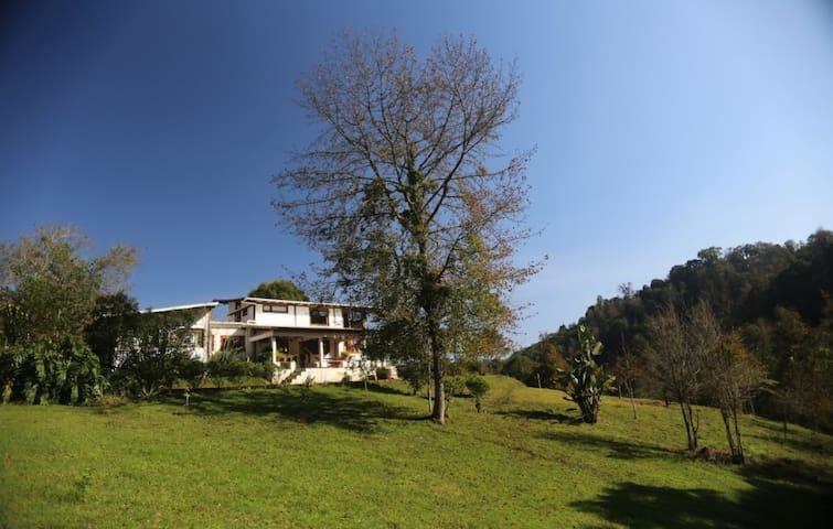 Casa en  bosque  30 min de Xalapa - Xalapa - Huis