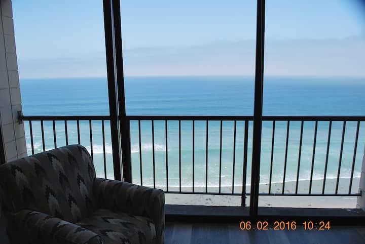 Beautiful Ocean Front 2 BR Condo - 1003