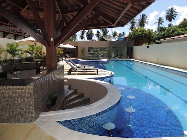 Casa Luxuosa a 50m da Praia em Sirinhaém - Sirinhaém - Dom