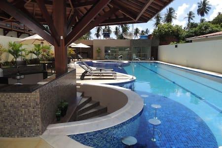 Casa Luxuosa a 50m da Praia em Sirinhaém - Sirinhaém - Hus