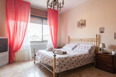 Villa Fiorita luxurious double room ensuite - Triginto - Vila