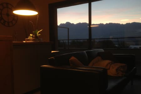 Chambre dans appartement moderne - Corenc - Квартира