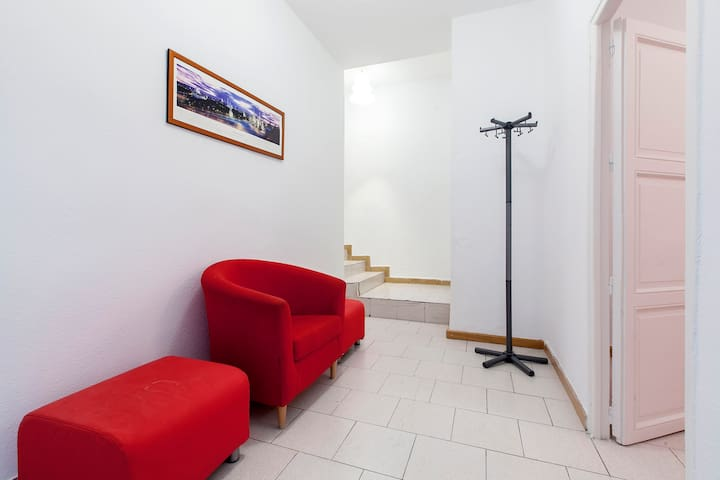 Apt. 3 Bedrooms/terrace- La Latina - Madrid - Flat